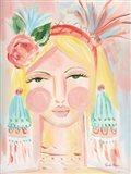 Fresh Face II Art Print