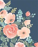 Blooming Delight I Sage Art Print