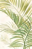 Palms I Bright Art Print