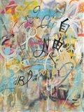 Graffiti Freedom Art Print