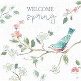Springtime III Art Print