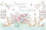Springtime IV Art Print