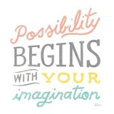 Possibility Art Print