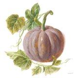 Floursack Autumn VII on White Art Print