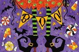 Spooky Fun III Art Print