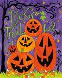 Spooky Fun V Art Print