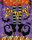 Spooky Fun VII Art Print
