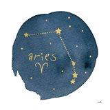 Horoscope Aries Art Print