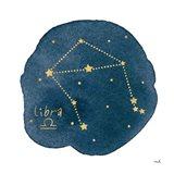 Horoscope Libra Art Print