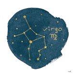 Horoscope Virgo Art Print