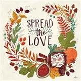 Spread the Love II Art Print