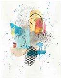 Abstract Skyline II Art Print