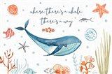 Whale Tale III Art Print
