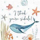 Whale Tale V Art Print