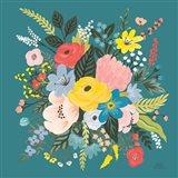Wild Garden VII Art Print