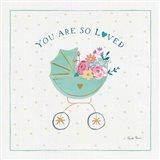 Happy Baby II Art Print