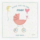 Happy Baby III Art Print