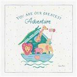 Happy Baby VI Art Print
