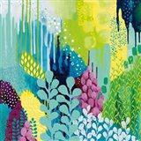 Jewel Forest II Art Print