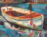 Solo Boat Art Print