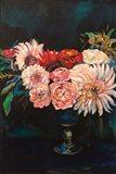 Newport Bouquet Art Print