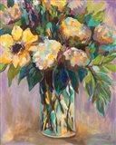 Summmer Floral Art Print