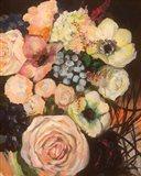 Wedding Bouquet Art Print