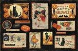 Halloween Nostalgia I Art Print