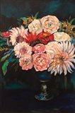 Newport Bouquet v2 Art Print