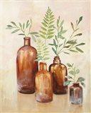 Woodland Still Life III Art Print