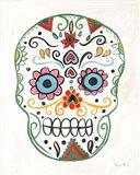 Homage to Frida VI Art Print