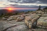 Acadia National Park Sunset Art Print