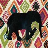 African Animal I Jewel Art Print