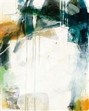 Turbulence I Art Print