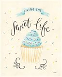 Sweet Life IV Light Art Print
