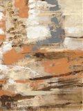 Copper and Wood III Art Print