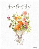 Farmhouse Floral IV Art Print