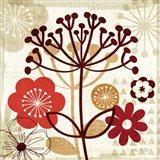 Floral Pop II Art Print
