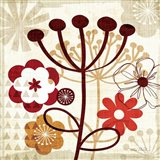 Floral Pop III Art Print
