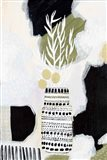 Tribal Still Life BWG Art Print
