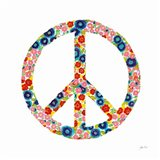 Peace and Love I Art Print