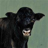 Farm Team I Sage Art Print