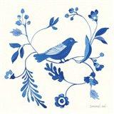Songbird Celebration II Art Print