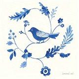 Songbird Celebration III Art Print