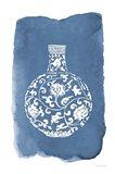 Chinese Vase I Art Print