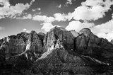 Zion Canyon I Art Print