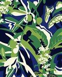 Olive Buds Art Print