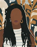 Modern Woman I Art Print