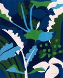 Kaleidoscope Kale Art Print