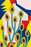 Growth Patterns Art Print